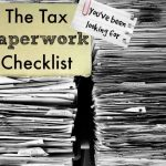 Andre Sugars' Tax Paperwork Checklist