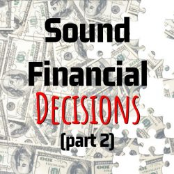 Andre Sugars' Key Points On How To Make Sound Financial Decisions (Part 2)