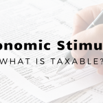 Which Stimulus Payments Are Taxable (and Which Aren't) For South bay Taxpayers